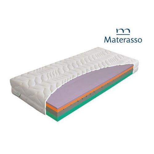 natura airgel – materac piankowy, rozmiar - 70x200 wyprzedaż, wysyłka gratis marki Materasso