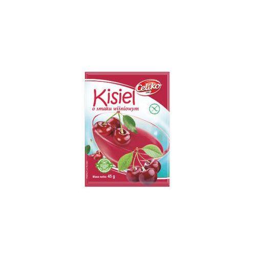 Celiko Kisiel o smaku wiśniowym w proszku 45g