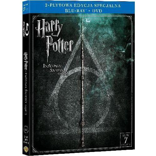 Harry potter i insygnia śmierci, część 2 (2-płytowa edycja specjalna) (blu-ray) - darmowa dostawa kiosk ruchu marki David yates