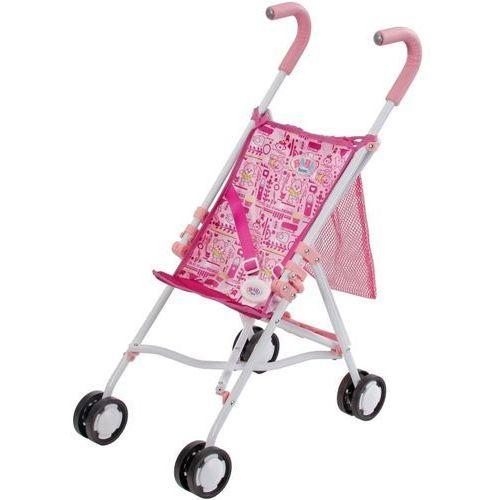 Baby Born Wózek dla lalki Spacerówka, Zapf Creation 819678 - oferta [b5c163244525849f]
