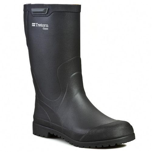 Kalosze TRETORN - Classic 470156 10 Black, kolor czarny