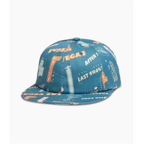 czapka z daszkiem DIAMOND - Viva Unconstructed 6 Panel Cb Blue (BLU) rozmiar: OS