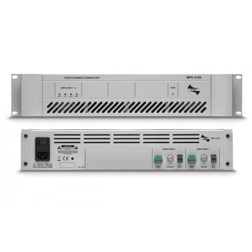 mpu 4060 wzmacniacz mocy linii 100v marki Fbt