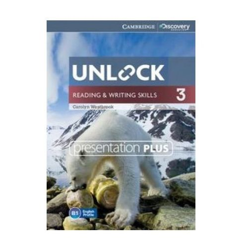 Unlock: Reading and Writing Skills 3. Presentation Plus DVD-ROM, Cambridge University Press