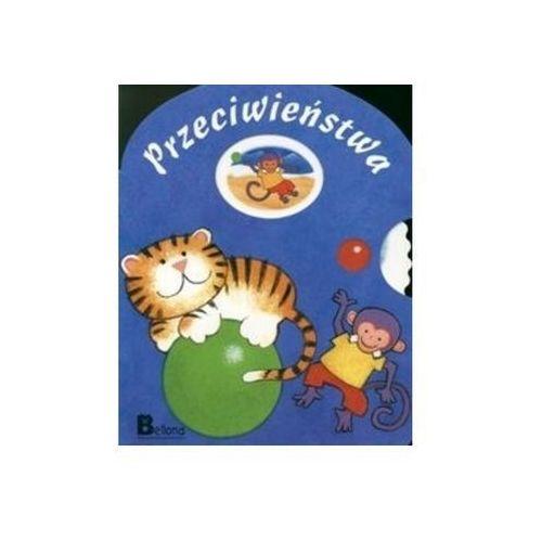 Tygrysek i małpka. Przeciwieństwa + zakładka do książki GRATIS, praca zbiorowa