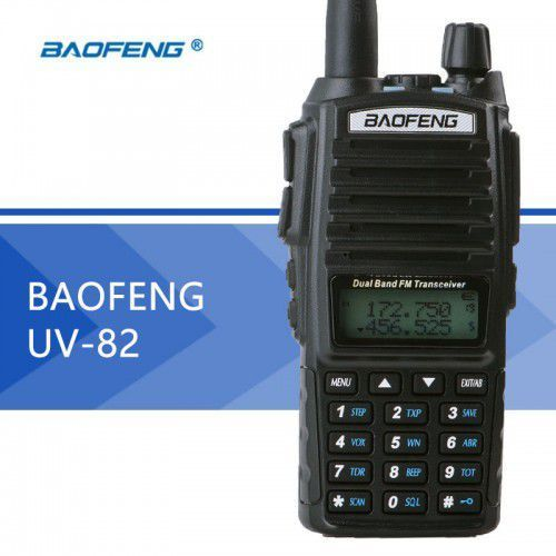Baofeng Radiotelefon uv-82 mark.2