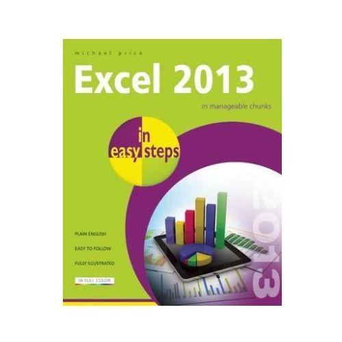Excel 2013 in Easy Steps