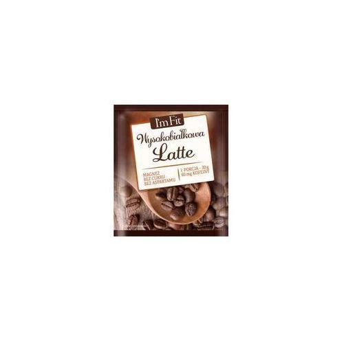 Activlab i'm fit wysokobiałkowa kawa latte 30g (5906660390176)