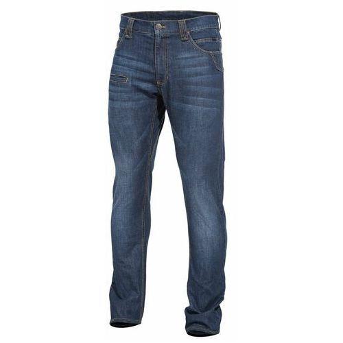 Spodnie Pentagon Rogue Jeans Indigo Blue (K05028-40) - blue, jeansy