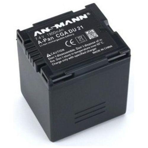 Akumulator ANSMANN do Panasonic A-Pan CGA DU 21 (1900 mAh)
