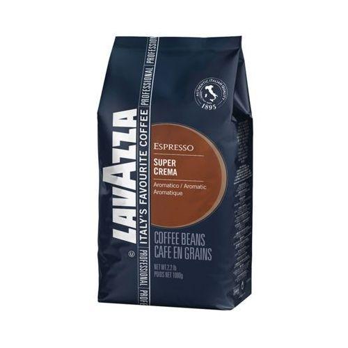 LAVAZZA 1kg Espresso Super Crema Kawa ziarnista