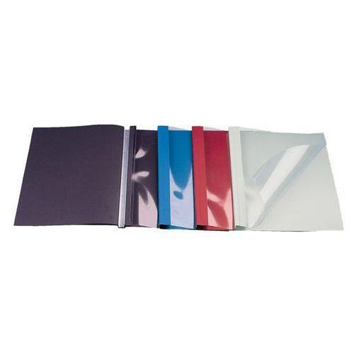 Okładki kanałowe miękkie O SOFTCLEAR AA - do 44 kartek, opakowanie10 szt, NB-6000