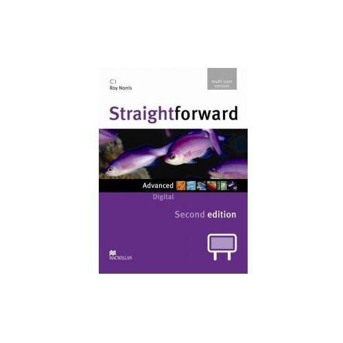 Straightforward Second Edition IWB DVD-ROM (Multiple User) Advanced Level