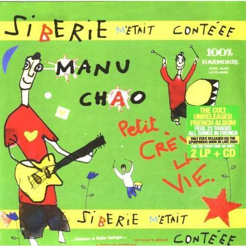 Manu Chao - Siberie M'etait Conteee, 8161613