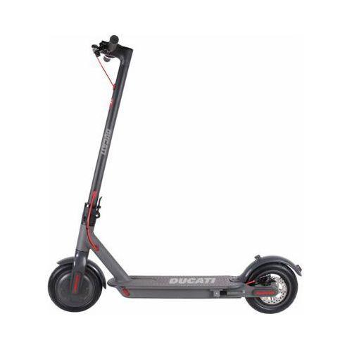 Hulajnoga elektryczna pro 1 plus szary darmowy transport marki Ducati