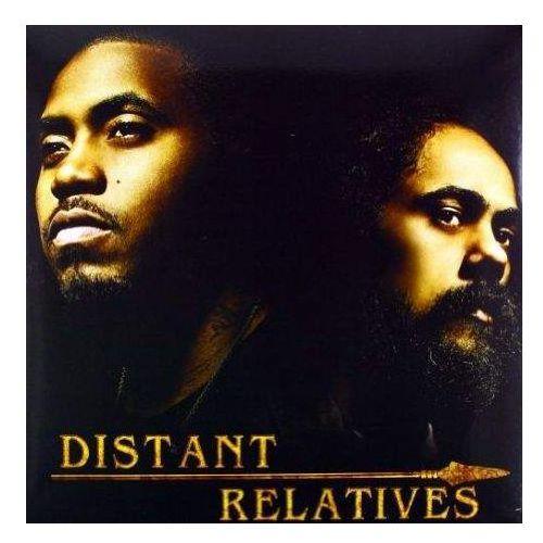 Distant Relatives - Nas / Damian Marley (Płyta winylowa)