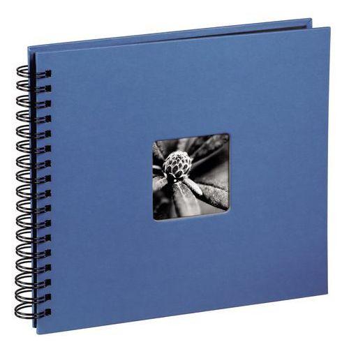 Album HAMA Fine Art Czarne kartki 50 stron Błękitny (28X24 cm)