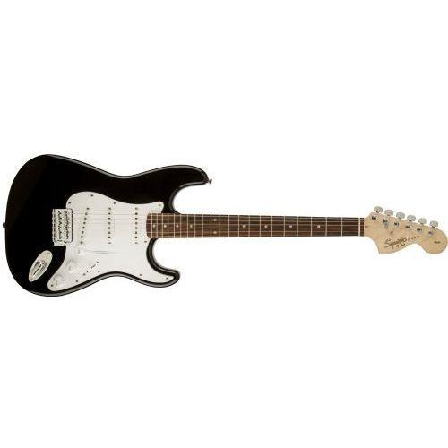 affinity series stratocaster laurel fingerboard black gitara elektryczna marki Fender