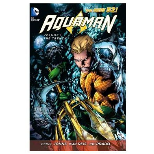 Aquaman Vol. 1 The Trench (The New 52) (9781401237103)