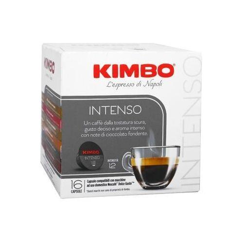 Kimbo Dolce Gusto Intenso 16 kapsułek, 4017
