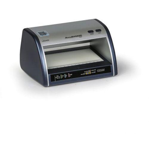 Tester banknotów z świetlówkami led uv marki B2b partner