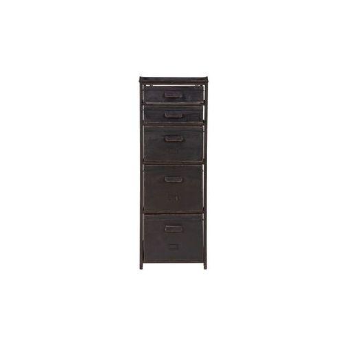 Be Pure Industrialna szafka z szufladami STUFF 370140-N, 370140-N