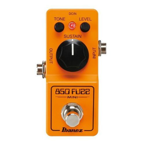 Ibanez fz-mini 850 fuzz mini efekt gitarowy