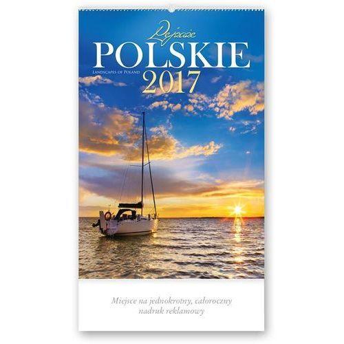 Kalendarz ścienny wieloplanszowy pejzaże polskie rw-4 marki Lucrum