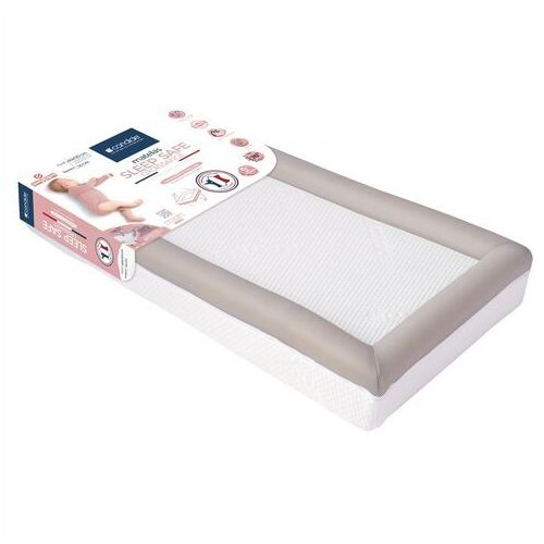 dwustronny materac dziecięcy sleep safe 60x120 cm marki Candide