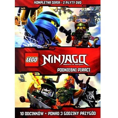 Lego ninjago: podniebni piraci. pakiet (2dvd) marki Różni
