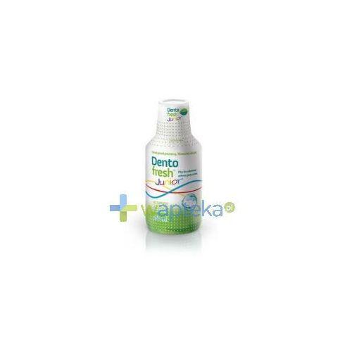 Dentofresh Junior płyn do płukania jamy ustnej 250 ml - Krótka data ważności - do 30-09-2015 (lek Pozostałeleki i suplementy)