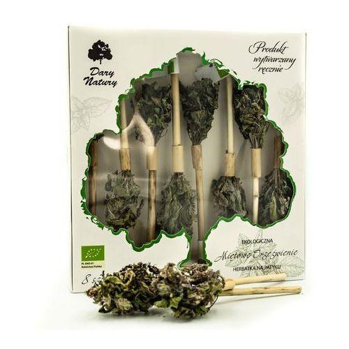 Dary natury - herbatki bio Herbatka na patyku miętowe orzeźwienie bio (8 x 3 g) - dary natury (5903246862454)