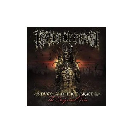 Warner music Dusk... and her embrace - the original sin (winyl) - cradle of filth (5017867514811)