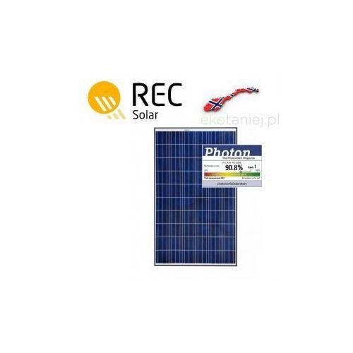 REC Ogniwo słoneczne polikrystaliczne 260W, kup u jednego z partnerów