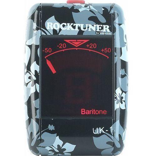 RockTuner UK1 automatyczny tuner do ukulele clips