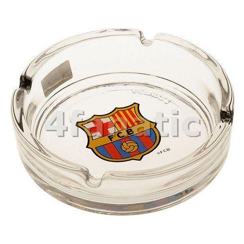 popielniczka szklana FC Barcelona GL