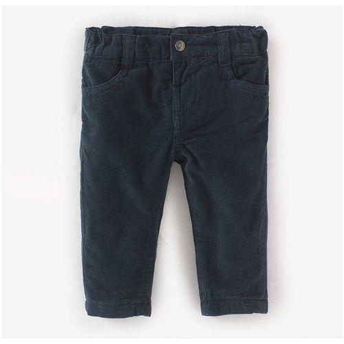 Spodnie sztruksowe, niemowlęce dla chłopców - produkt z kategorii- spodenki dla niemowląt