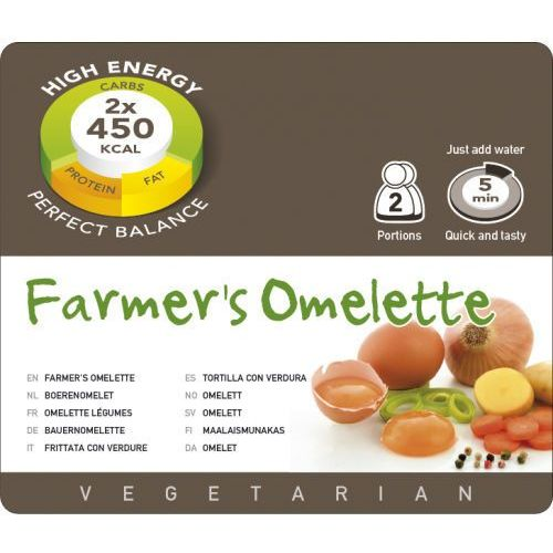 Omlet farmerski Adventure Food (2 Porcje) (8717624622250)