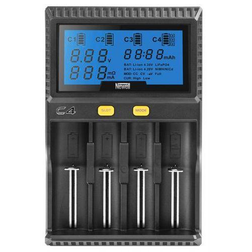 Newell Ładowarka smart c4 do akumulatorów nimh/li-ion + darmowy transport! (5901891108279)