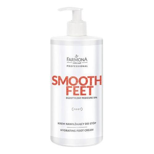 smooth feet krem nawilżający do stóp marki Farmona