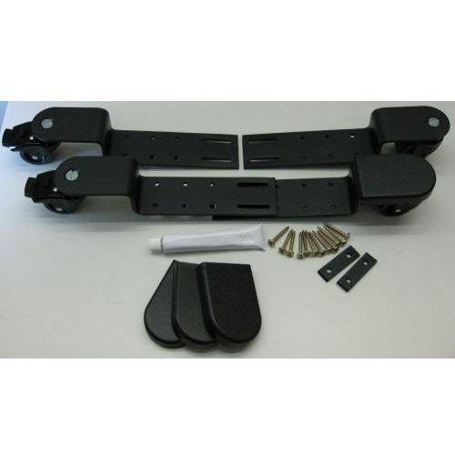 Meyne 22750 rolki transportowe gumowe z hamulcem do pianina (komplet)