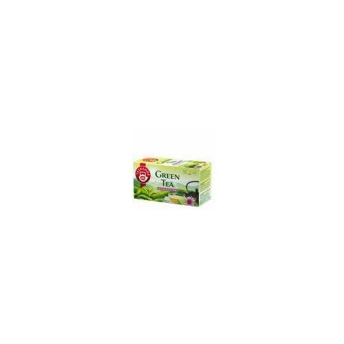 Herbata zielona echinacea - limonka marki Teekanne