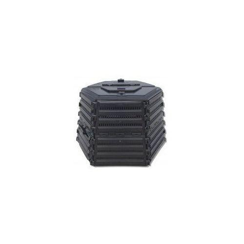 Ekokompostownik termo xl-1400 czarny darmowy transport marki Ekobat