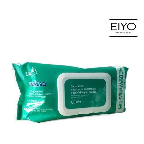 Medilab Chusteczki do dezynfekcji mediwipes dm - 100 szt