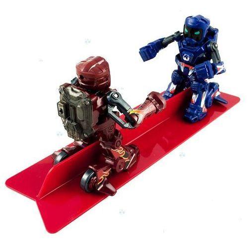 Kontext 2 roboty zdalnie sterowane czujniki ruchu walka robotów #e1