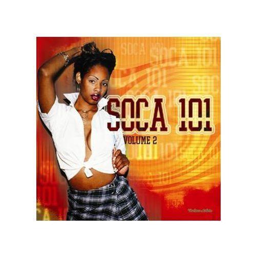 Soca 101 Vol.2 - Różni Wykonawcy (Płyta CD) (0054645165228)