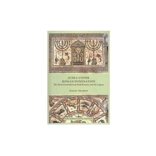 Judea Under Roman Domination (9780884142225)