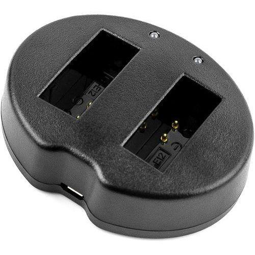 Canon EOS 100D / LC-E12 ładowarka USB DC 8.4V x 2 do LP-E12 (Cameron Sino) (4894128137672)