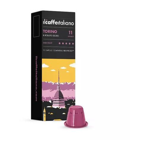 Nespresso kapsułki Torino kapsułki do nespresso – 10 kapsułek