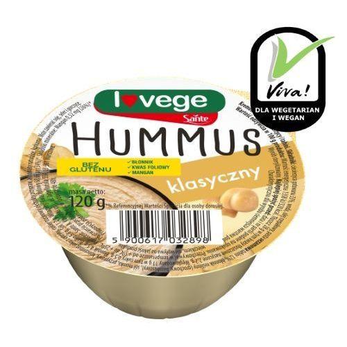Hummus klasyczny 120g Sante